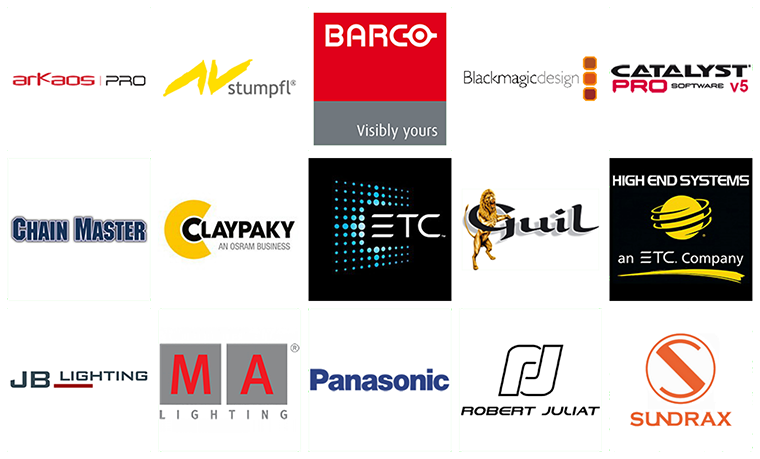 LVPro Brands Collage